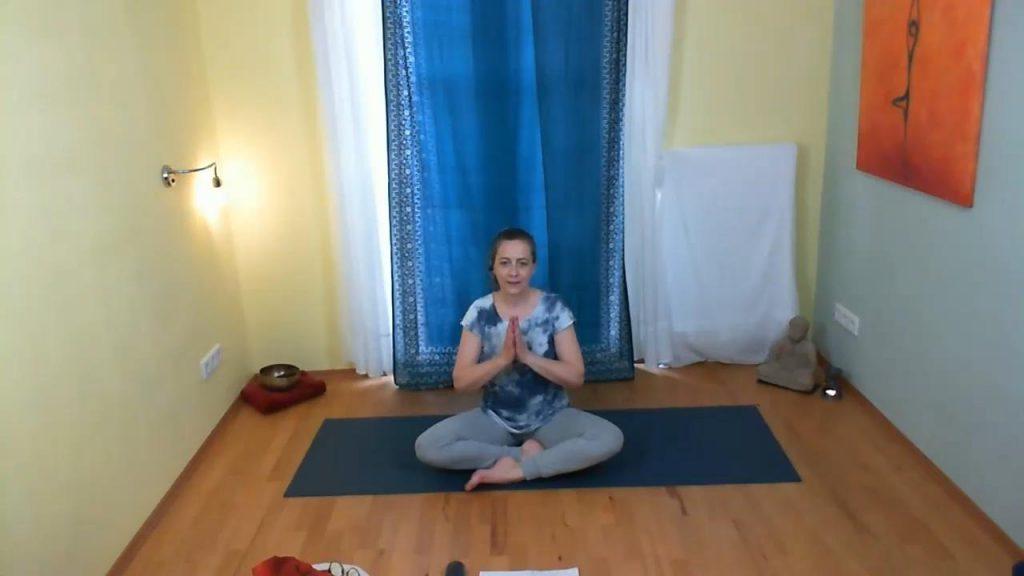 Yoga für die Hüften