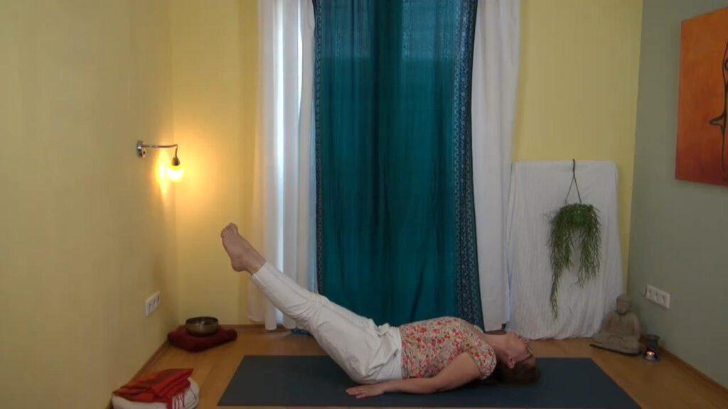 Hatha Yoga ~ Montag, 25. Mai