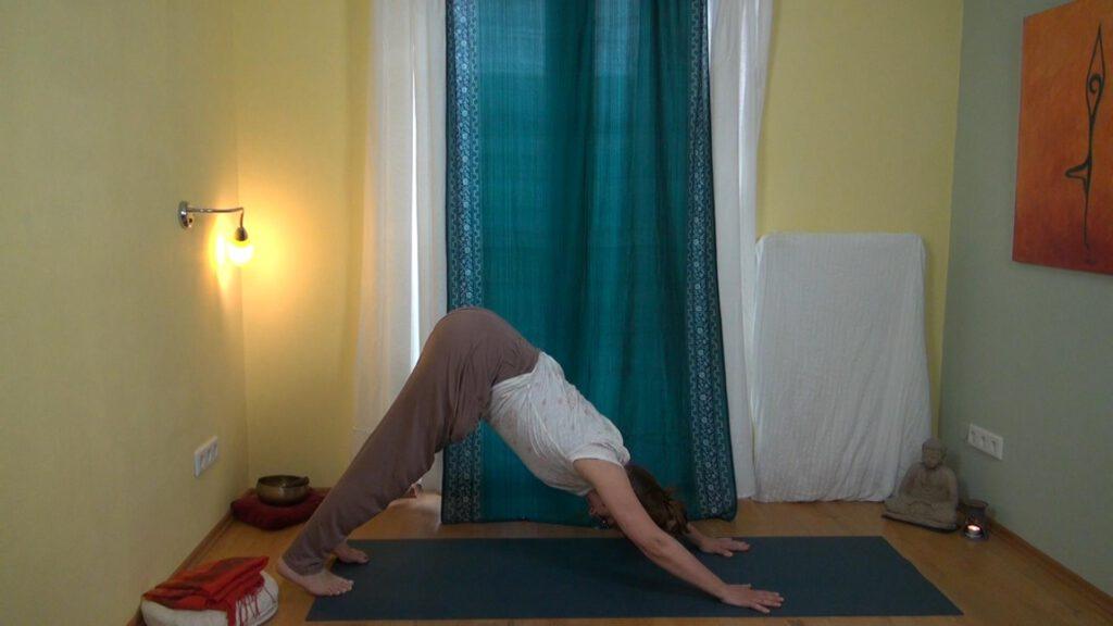 Hatha Yoga sanft ~ Freitag, 22. Mai