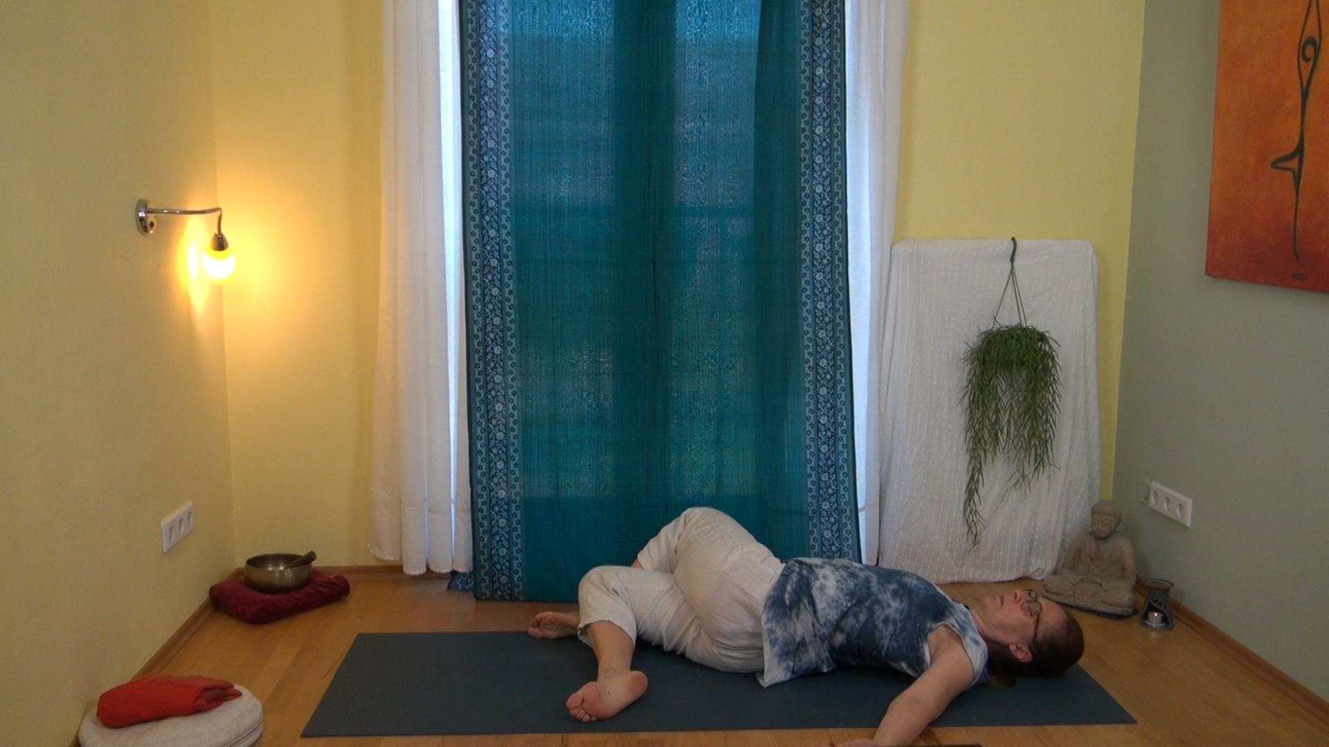 Hatha Yoga Sanft ~ Freitag, 29. Mai