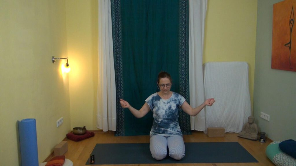 Yin Yoga ~ Der ganze Körper ~ Dienstag, 19. Mai