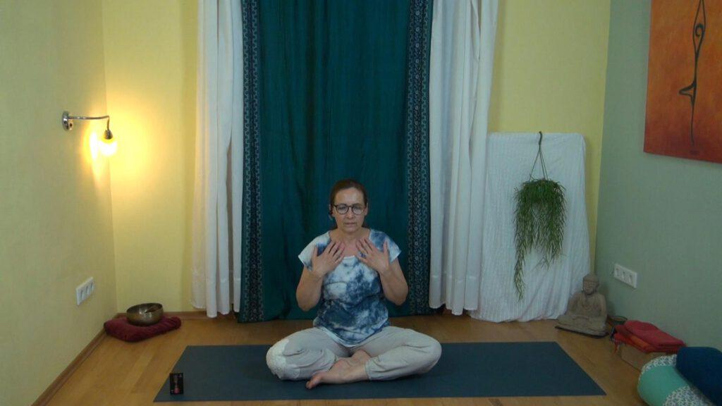 Yin Yoga ~ Loslassen ~ Dienstag, 26. Mai
