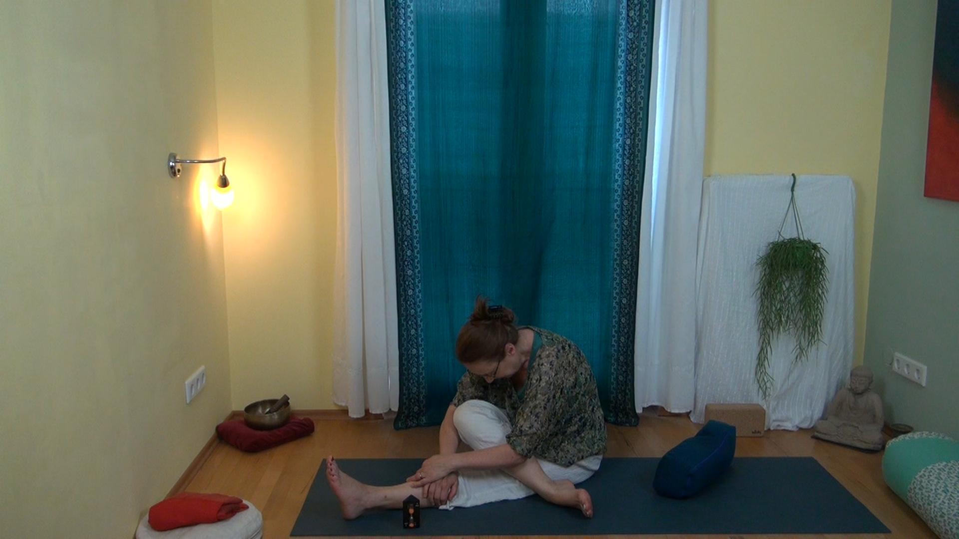 Yin Yoga ~ Wirbelsäule ~ Hüften ~ Dienstag, 2. Juni