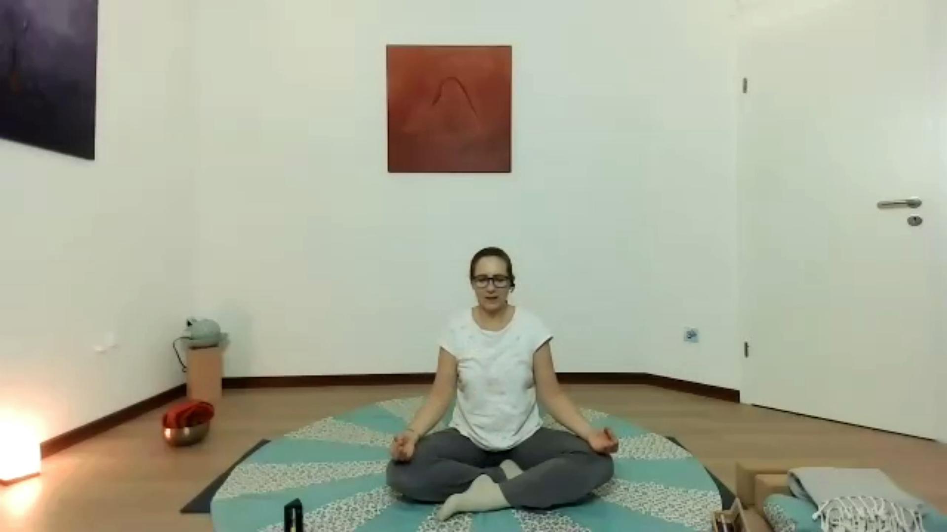 Yin Yoga ~ Ausgleich und Harmonie ~ Dienstag, 03. November '20
