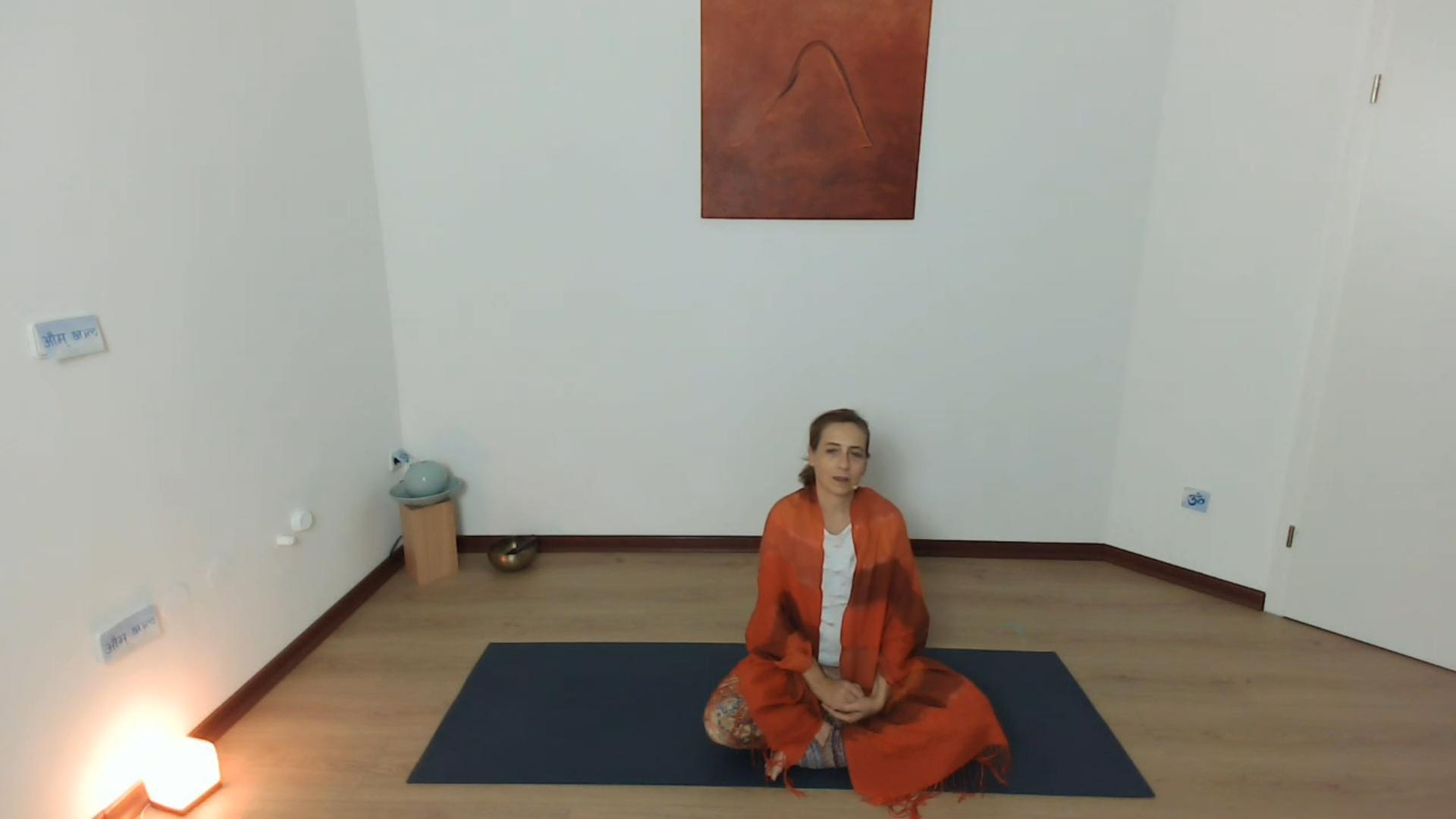 Yoga für allgemeine Kräftigung