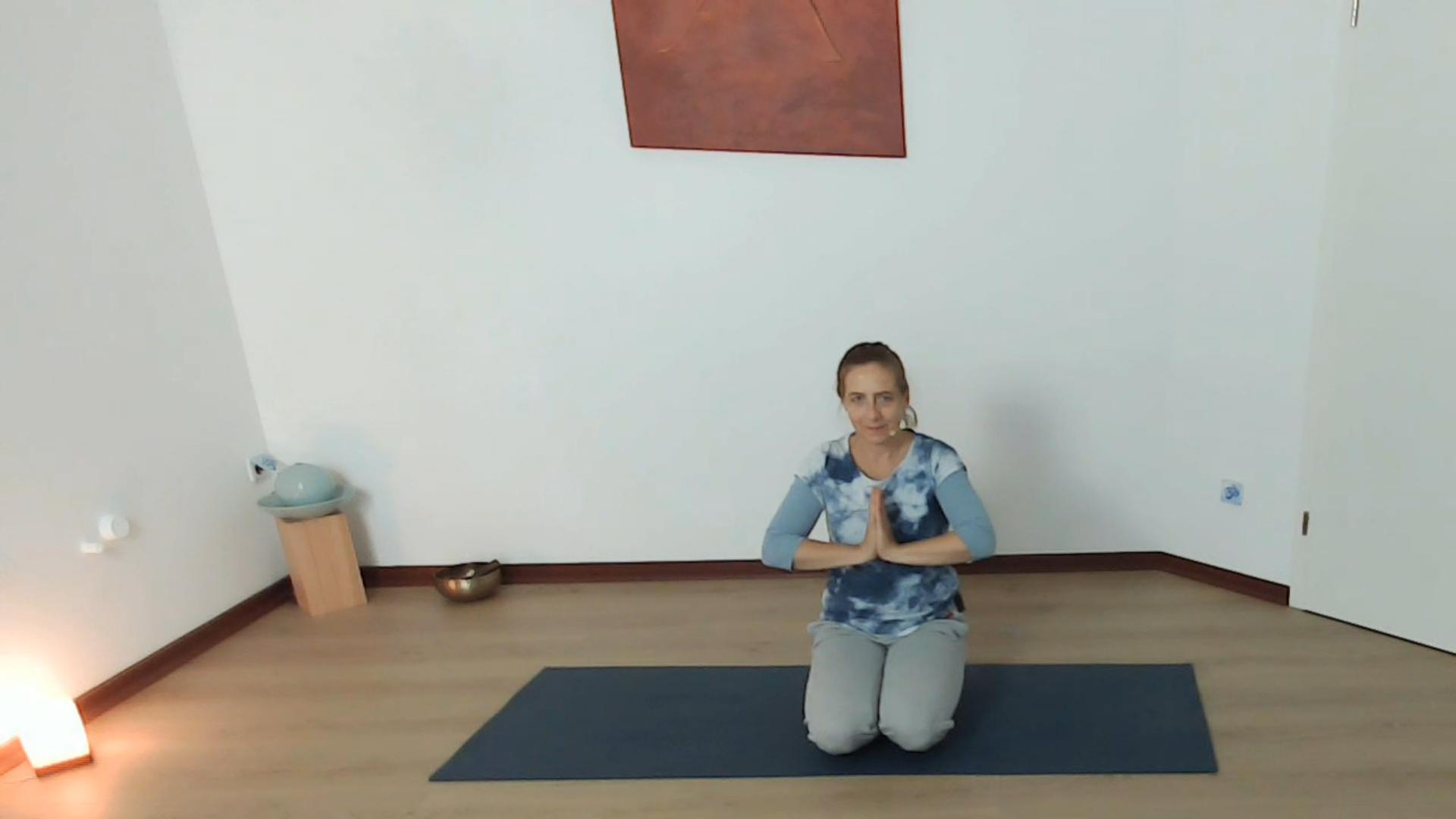 Yoga für einen entspannten Rücken